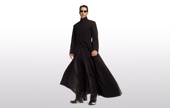 Картинка мужчина, Matrix, актёр, Neo, keanu reeves, киану ривз, матрица.нео