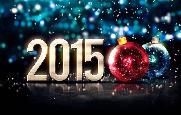Картинка Новый Год, Рождество, Christmas, New Year, Happy, 2015, Merry