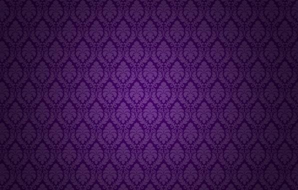 обои фиолетовые фото