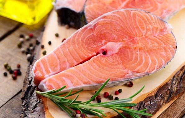 Картинка рыба, Fish, специи, морепродукт