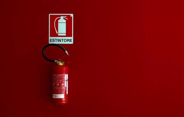 Картинка minimalism, Architettura, Red on Red