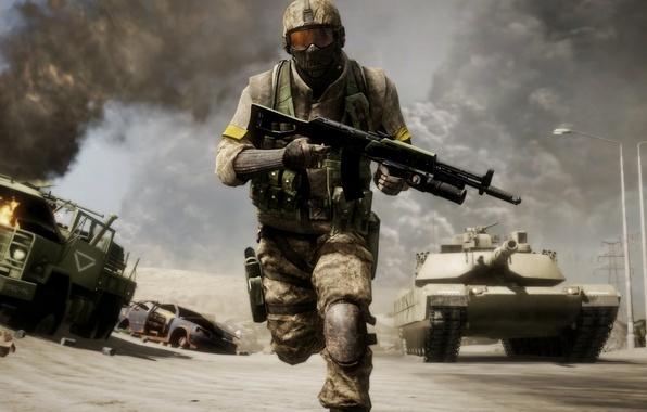 Картинка игра, Bad, Battlefield, Company