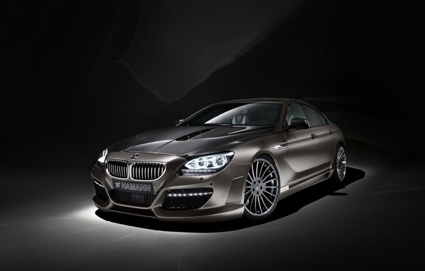 Картинка BMW, Тюнинг, Седан, Фары, Hamann, Coupe, Передок