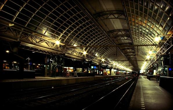 Картинка ржд, вокзал, поезд