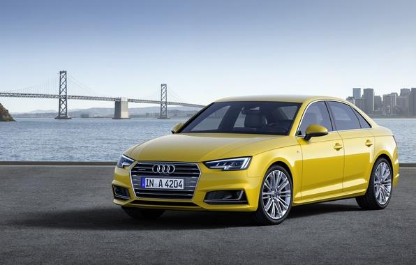 Картинка Audi, ауди, quattro, TFSI, 2015, S line