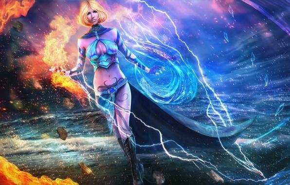 Игра Огонь и Вода 5 Элементы