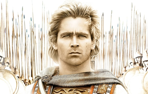 Картинка Colin Farrell, General, Alexander The Great, Alexander of Macedonia, The Great, Alexander, Leader