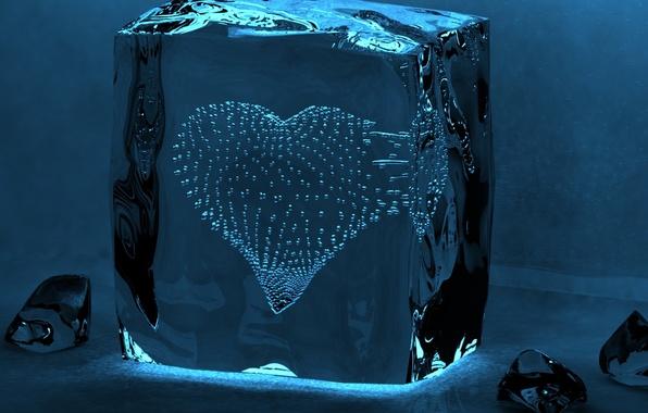 Два ледяных сердца  № 3490308  скачать