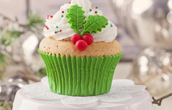 Картинка новый год, рождество, christmas, Еда, merry christmas