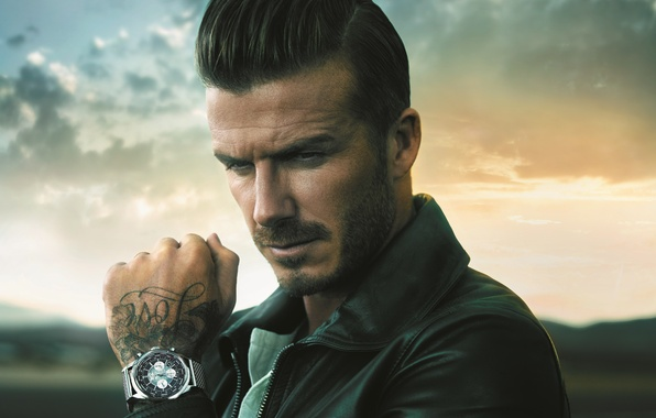 Картинка Спорт, Звезда, Дождь, Футбол, David Beckham, Дэвид Бекхэм, Football, Футболист, Игрок, PSG, ПСЖ, Paris Saint-Germain, …