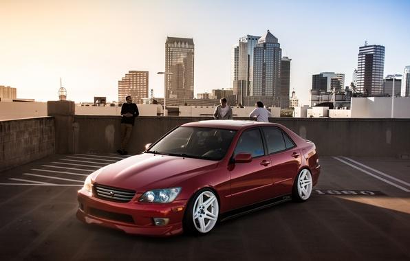 Toyota Altezza Lexus Is on Volkswagen Turbo