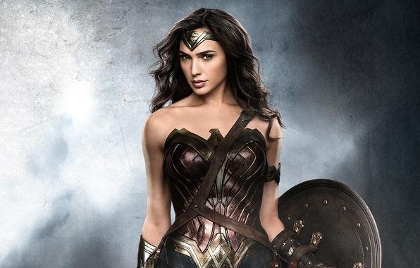 Картинка Wonder Woman, DC Comics, Gal Gadot