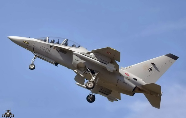 Картинка оружие, Italian Air Force, Alenia-Aermacchi T-346A Master