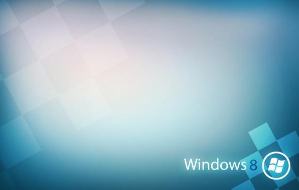 Картинка логотип, microsoft, бренд, Windows 8