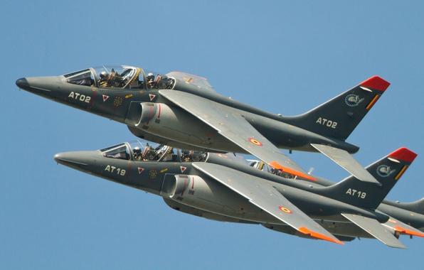 Картинка штурмовик, реактивный, Dornier, лёгкий, Alpha Jet