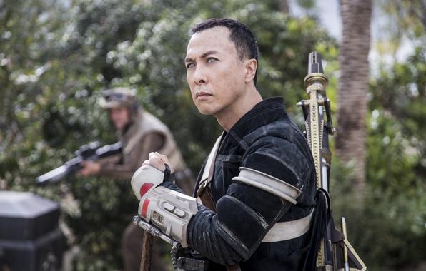 Картинка cinema, Star Wars, gun, soldiers, armor, actor, weapon, war, man, fight, movie, stick, asian, film, …