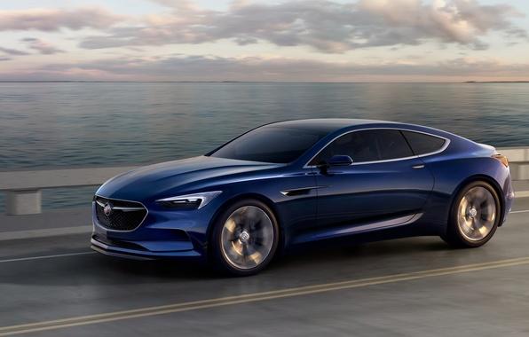 Картинка Concept, концепт, Buick, бьюик, ависта, Avista