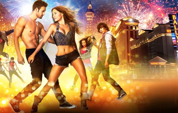 Картинка City, Fire, Music, Girls, Dance, The, Wallpaper, five, Step, Santiago, Year, Hip-Hop, Movie, Jenny, Battle, ...
