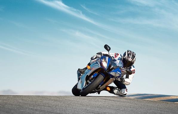 Картинка Yamaha, bike, motorbike, 2015, YZF R6