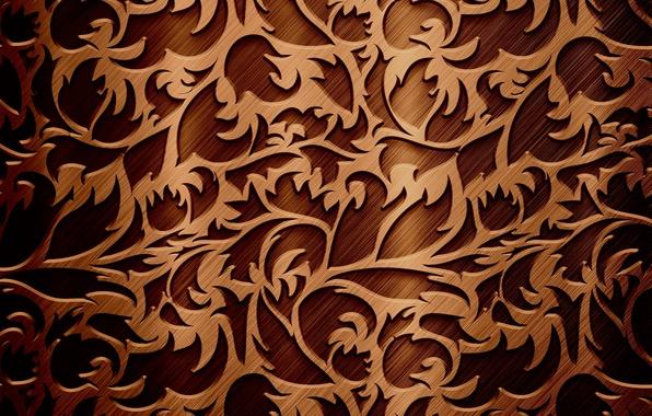 Картинка узор, текстура, pattern, веточки, twigs, шоколадный цвет, the texture of the chocolate color