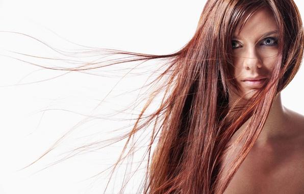 Картинки волосы из цветов - 7