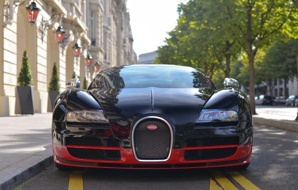 Картинка Bugatti, Grand, Veyron, Sport, Vitesse