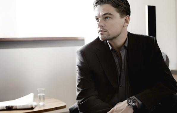 Картинка стиль, часы, актёр, красавец, леонардо дикаприо, leonardo dicaprio