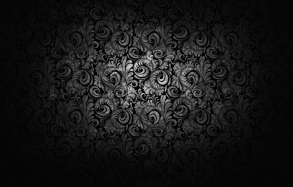 картинки чёрно белые на заставку