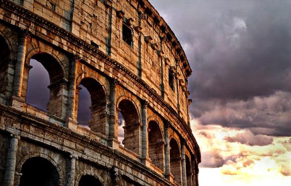 Картинка Рим, Колизей, Италия, Colosseum