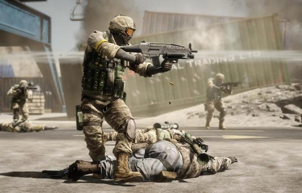 Картинка Battlefield, Bad Company 2