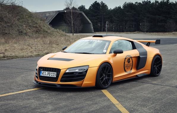 Картинка Audi, ауди, тюнинг, тачка, суперкар, красивый, GT850, Prior-Design