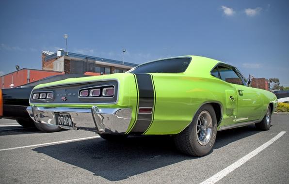 Картинка машина, Dodge, 1970, Coronet, Muscle Car