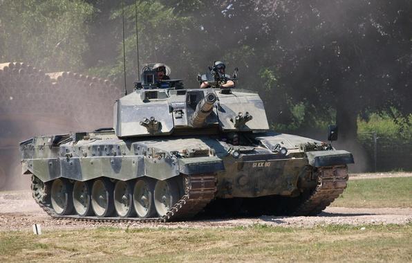 Картинка танк, Challenger, британский, основной боевой танк, Челленджер