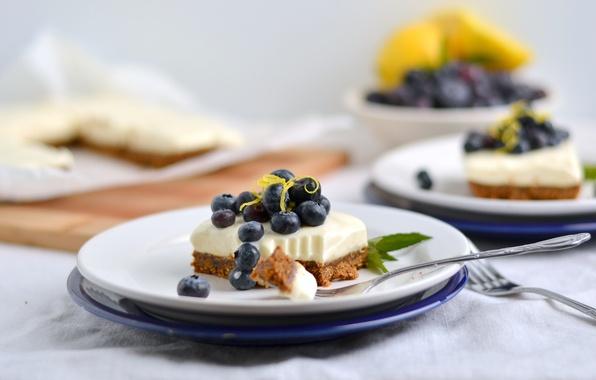 Картинка еда, черника, торт, пирожное, фрукты, cake, крем, десерт, food, сладкое, fruits, cream, dessert, cheesecake, cranberries