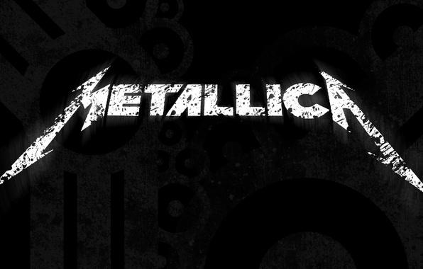 Картинка музыка, лого, rock, Metallica