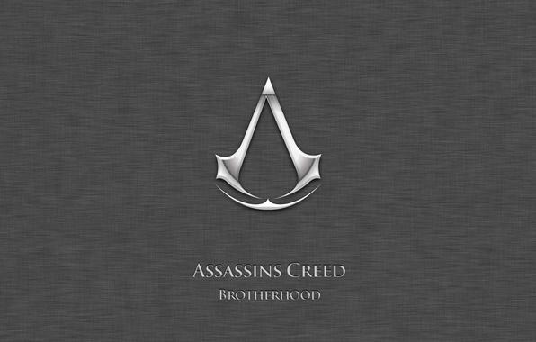 Картинка игра, логотип, assassins creed, assassins