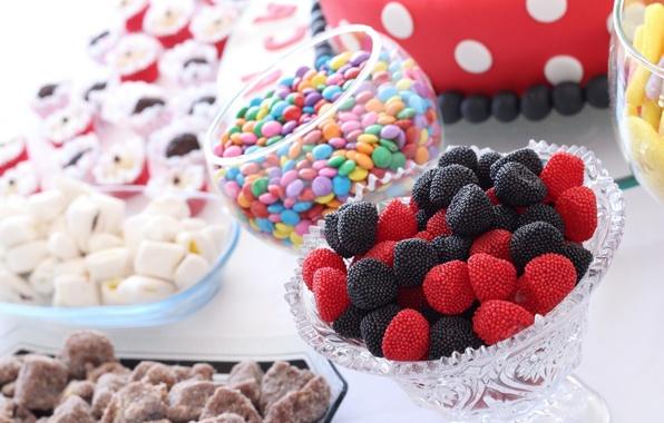Картинка конфеты, сладости, драже