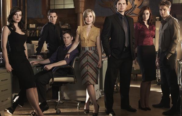 Картинка сериал, Superman, 8 сезон, Lois Lane, Тайны Смолвиля, Smallville, Green Arrow, Oliver Queen, Tom Welling, …