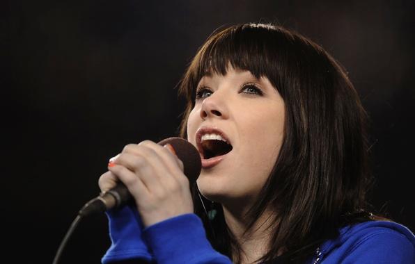 Картинка микрофон, поп, поп-рок, Carly Rae Jepsen, канадская певица, тин-поп, Карли Рэй Джепсен