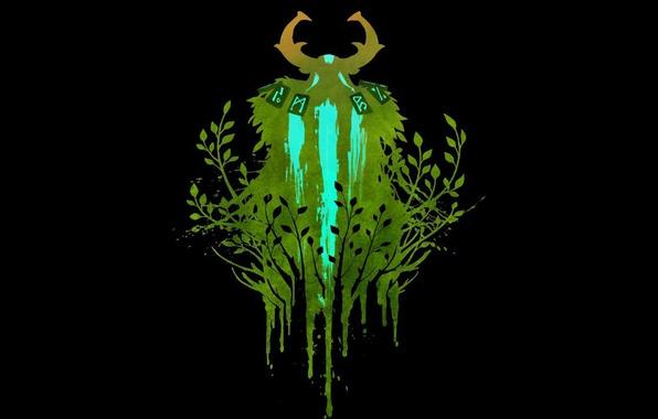 Картинка dota, dota 2, furion, fura, nature prophet