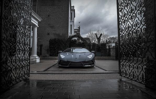 Картинка Lamborghini, Aventador, ламборгини, авентадор, Mansory