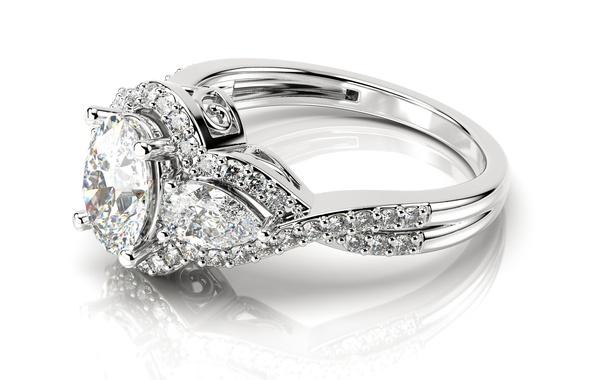 Картинка ring, diamond, glitter