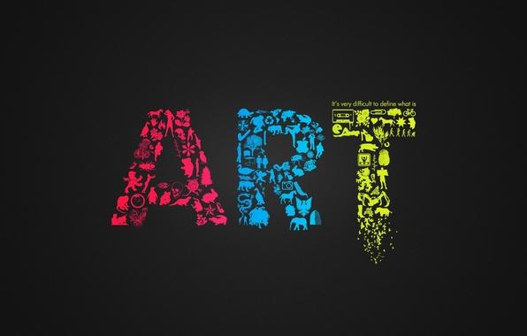 Картинка минимализм, арт, ART