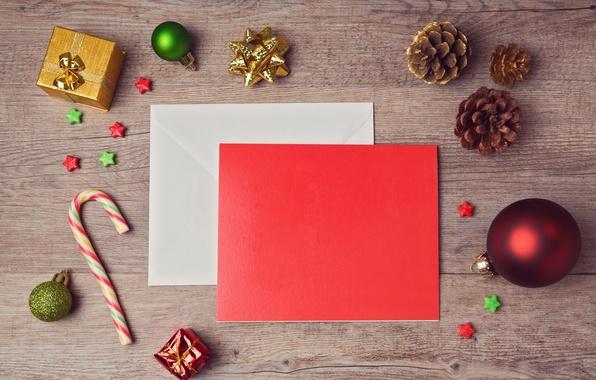 Картинка украшения, Новый Год, Рождество, Christmas, wood, gift, decoration, Merry