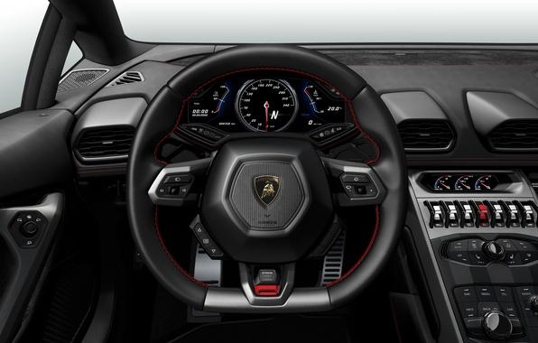 Картинка Lamborghini, Салон, Интерьер, Ламборгини, Veneno