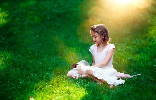 Картинка лето, платье, девочка, шляпка, child photography