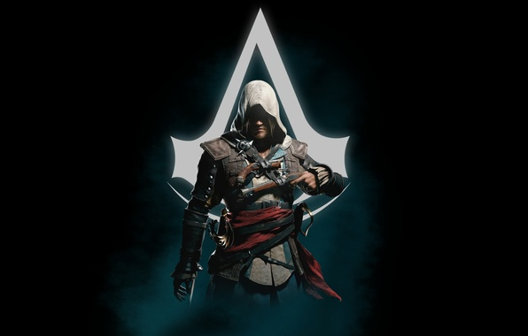 Картинка Assassin's Creed, Black Flag, Edward Kenway
