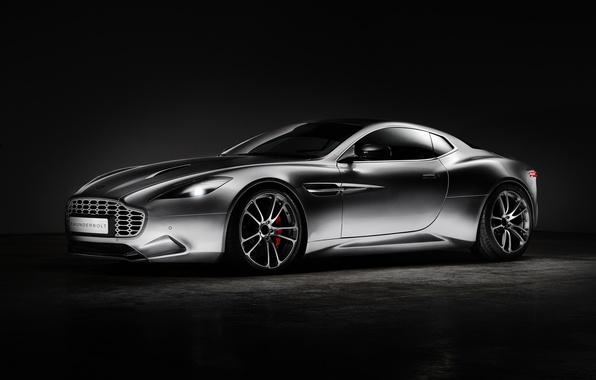 Картинка Aston Martin, астон мартин, суперкар, Thunderbolt, 2015, Galpin