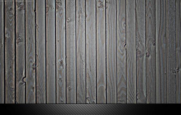 Картинка metal, grey, wood, texture