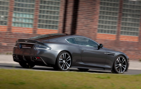 Картинка Aston Martin, DBS, суперкар, автомобиль, Edo Competition